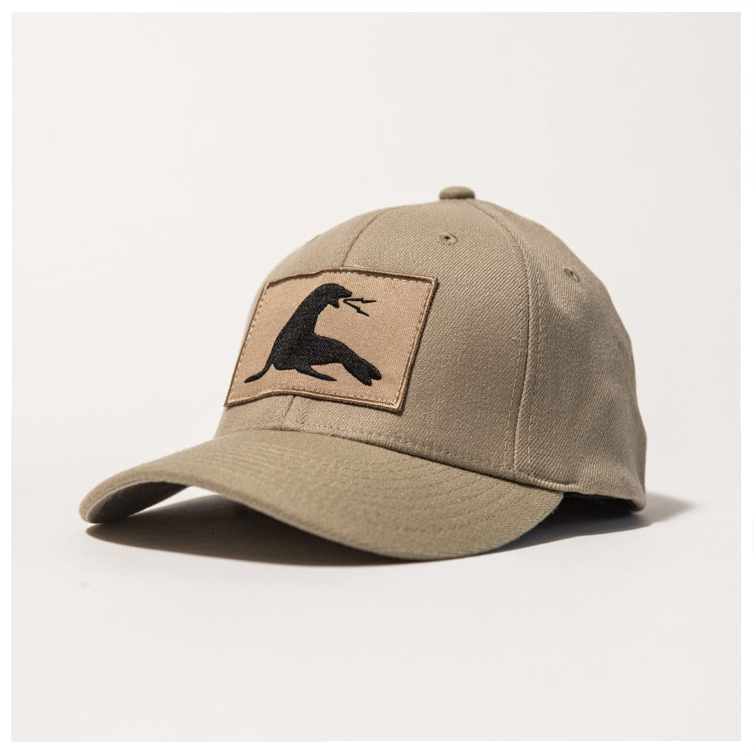 PATCH HAT FLEXFIT // KHAKI