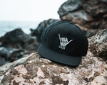 ALOHA WARRIOR PATCH HAT // 2 COLORS