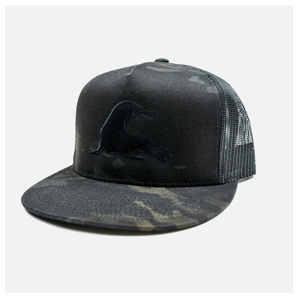 BIG URT MULTICAM CLASSIC TRUCKER // 2 COLORS