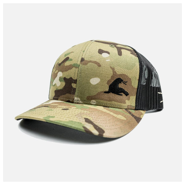 MUlTICAM LIL URT RETRO TRUCKER // 2 COLORS