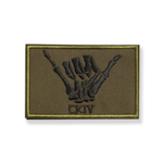 BONE SHAKA PATCH // 4 COLORS
