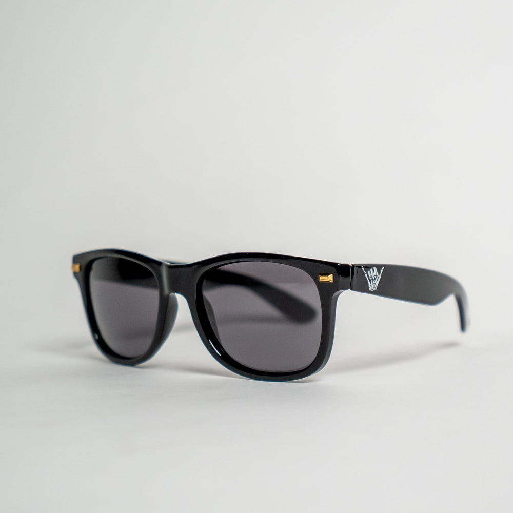 BONE SHAKA POLARIZED SLAYFARERS // SHINY BLACK