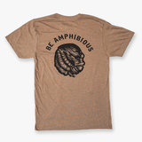 BE AMPHIBIOUS // 5 COLORS