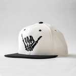 HIGH CROWN BONE SHAKA SNAPBACK // 3 COLORS