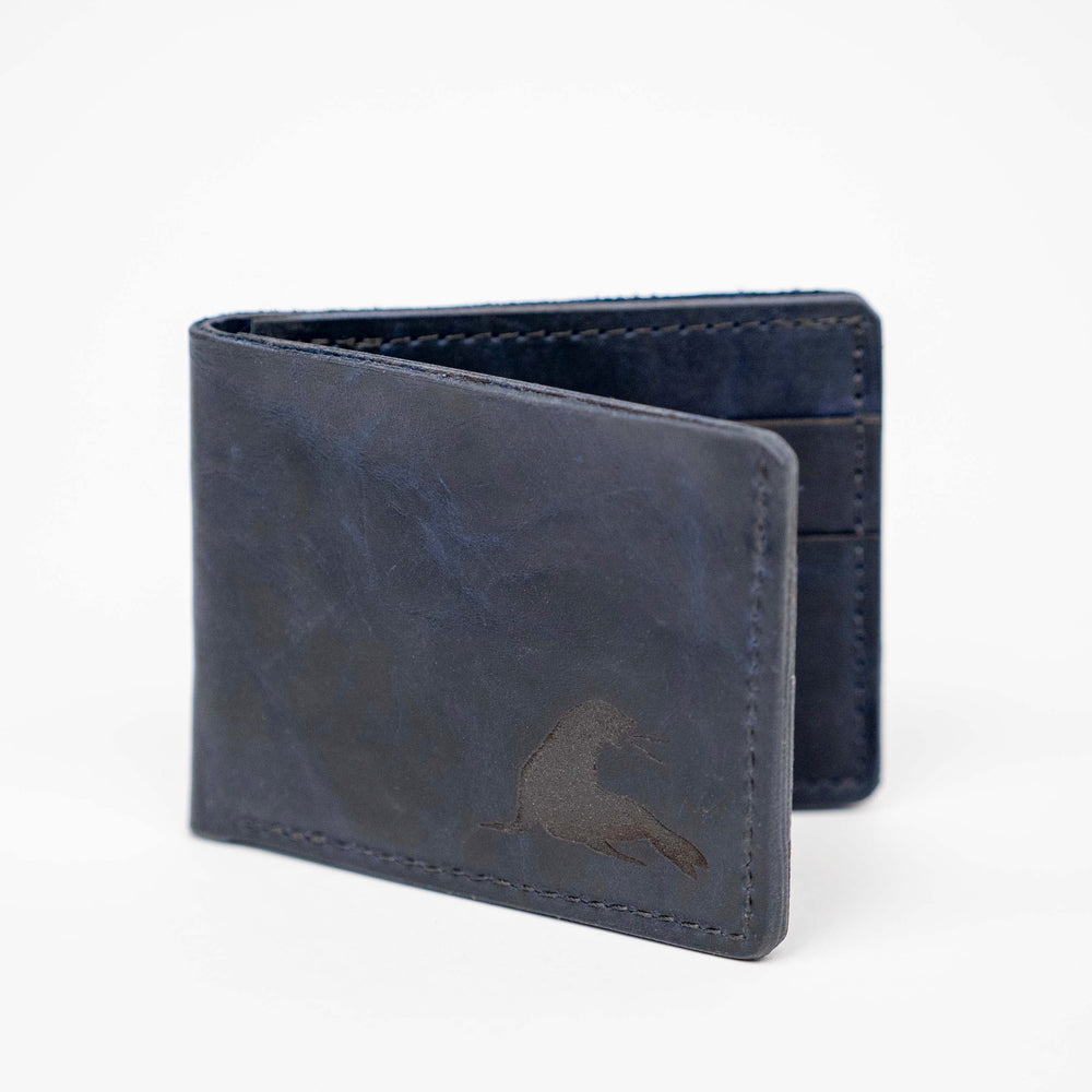 HOLD FAST BIFOLD LEATHER WALLET // 3 COLORS