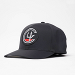 FOUNDATION CIRCLE PATCH OPERATOR HAT // 2 COLORS