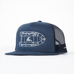 ZODIAK KILLERS TRUCKER // NAVY