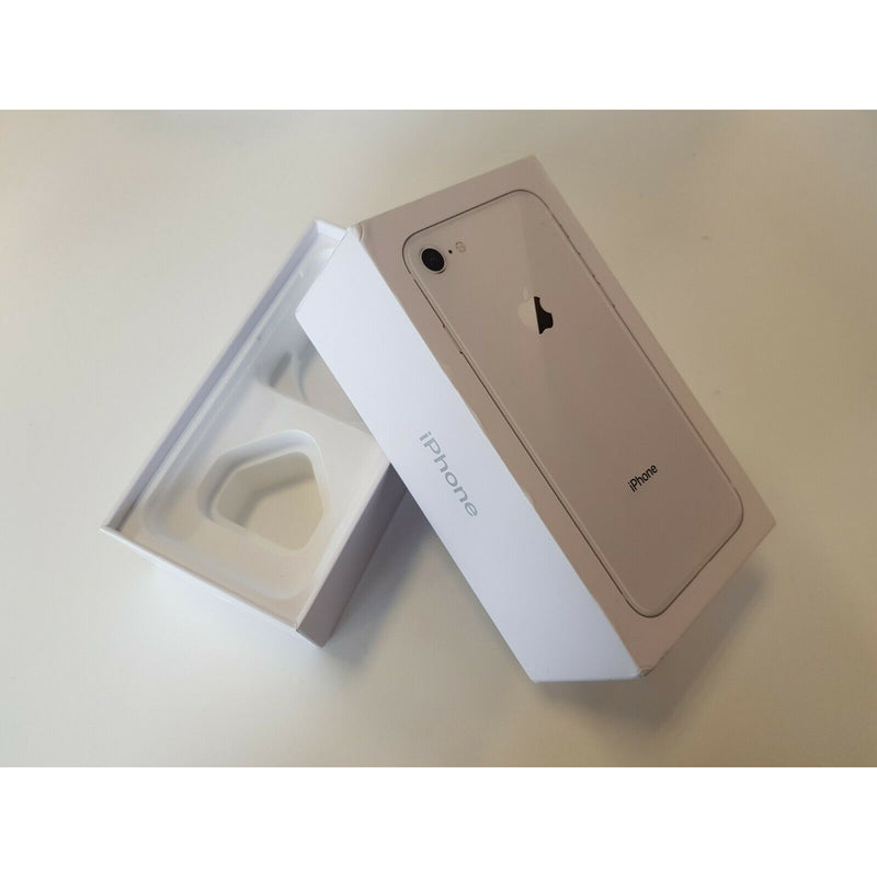 Apple iPhone 8 - EMPTY BOX RETAIL UK - Space Grey/Silver/Gold/Red