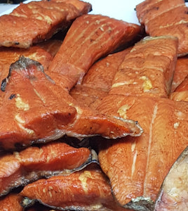 Smoked Salmon Fillets