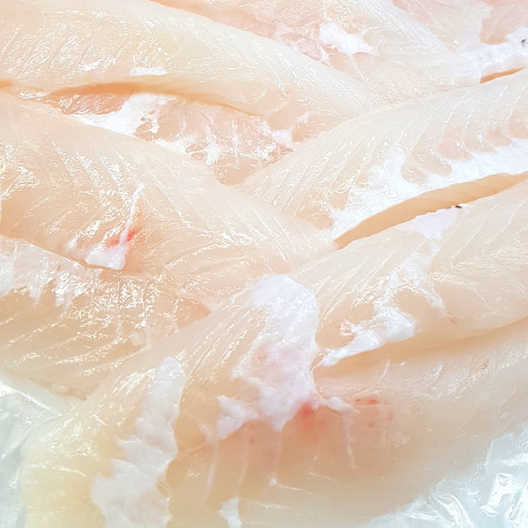 Blue Cod Fillets-Skin off bone out