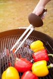 Fence Away BBQ Tool Tongs