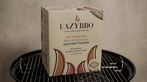 EazyBBQ Party Size 3kg