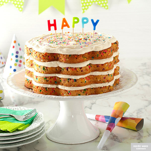Celebration Layer Cake Pans