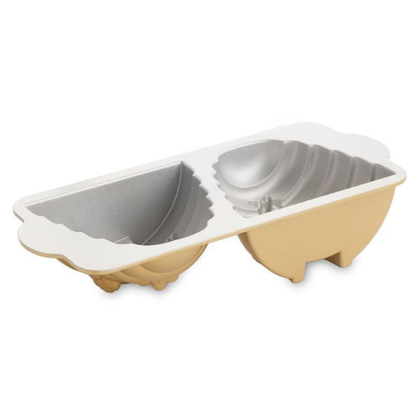 Beehive Cake Pan, Gold Collection