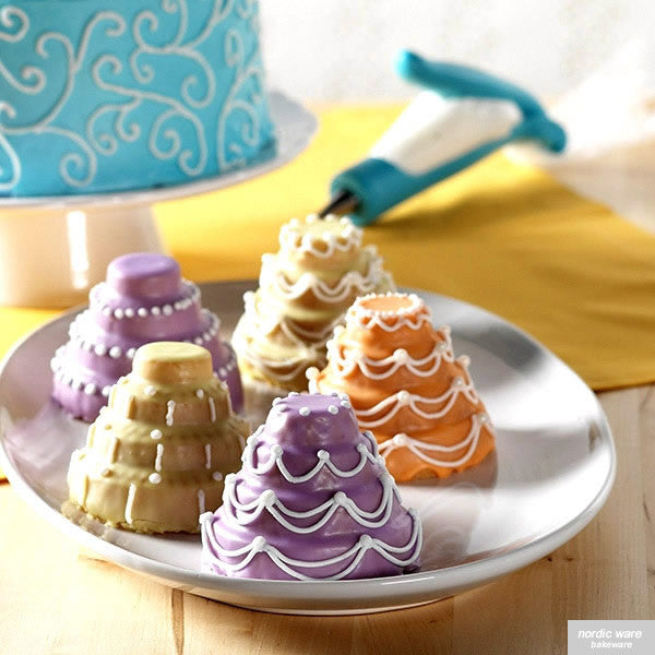 Celebrations Tiered Cakelet Pan