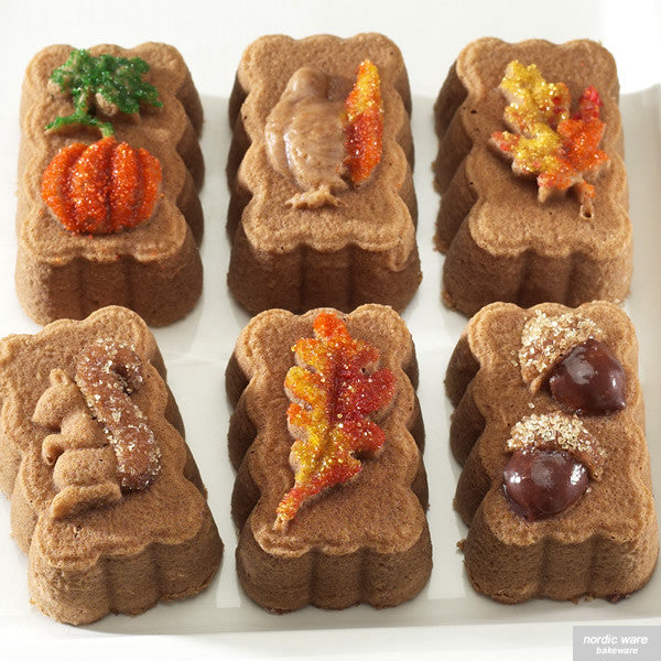 Harvest Mini Loaf Pan