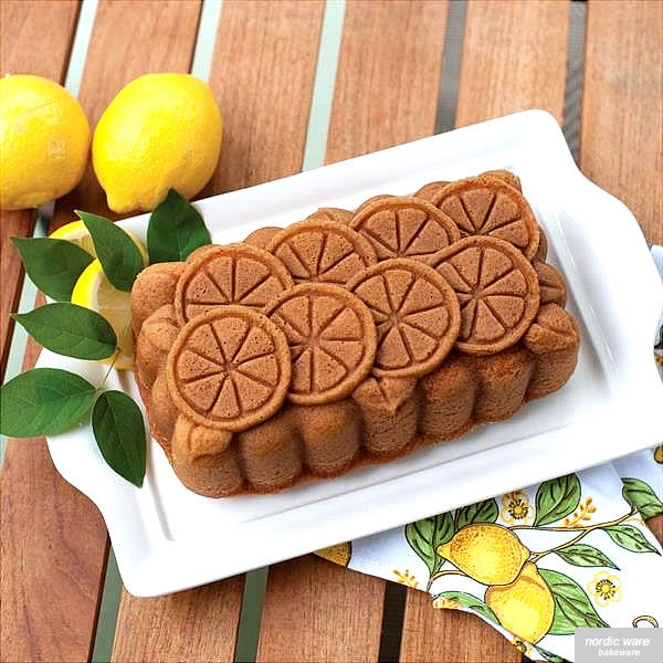 Citrus Loaf Pan