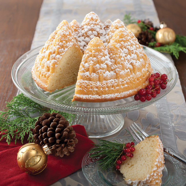 Pine Forest Bundt Pan