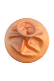 Badge Taste <br> Peach Balloon Knot