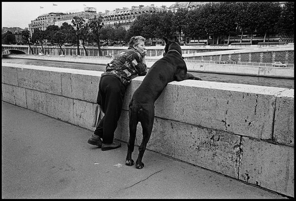 Nicolas Guilbert - La conversation, Paris