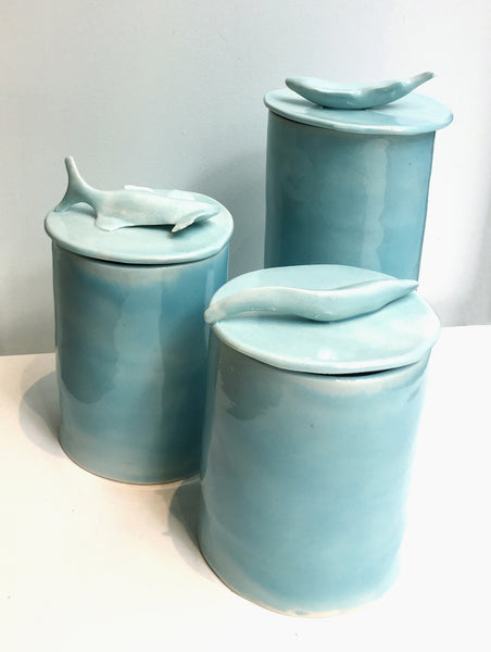 Catherine Bret-Brownstone - Fish pots