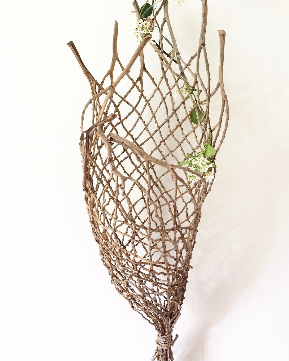 Robyn Morris Atelier Workshop 2 - Weaving with Inflorescence. November 14th, 1-3pm.