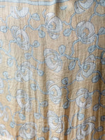 Load image into Gallery viewer, Peace Dress - Silk Sari - Buttery Beauty - M