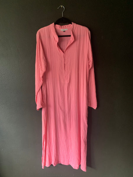 Compassion Caftan - Double Gauze Cotton Dress - 6 Colours