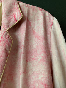 The Blazer - Stunning Pink Mud Dyed Modal