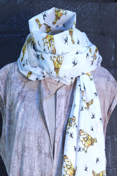Sparrow Sanitation Scarf