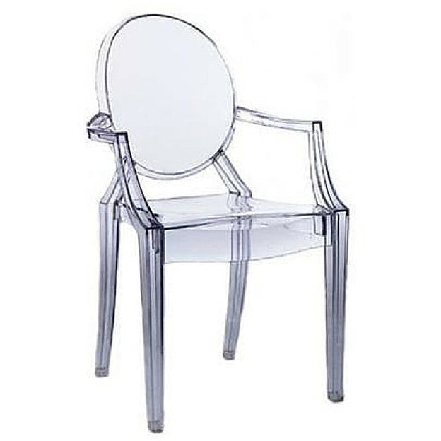 Ghost Chair Philippe Starck Style - Stíl