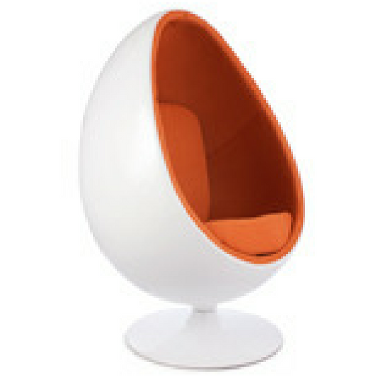 Egg Pod Chair - Stíl