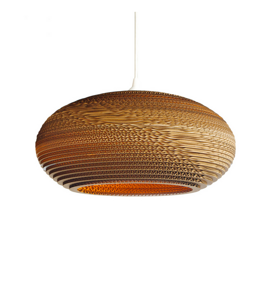 Graypants Disc Pendant Light - Stíl