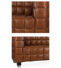 Kubus Sofa in Italian Leather - Stíl