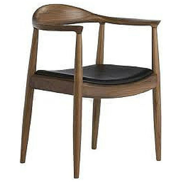 kennedy style chair inspired by hans wegner designer furniture ireland