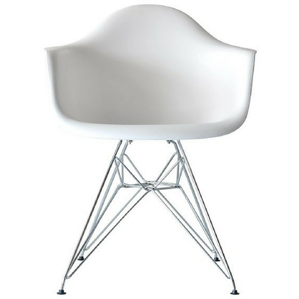 DAR Eames style Armchair in choice of colours - Stíl