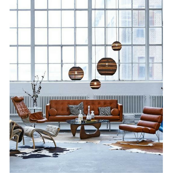 Graypants Moon Pendant Light - Stíl