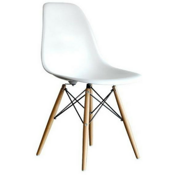 DSW Eames style dining chair in choice of colour - Stíl