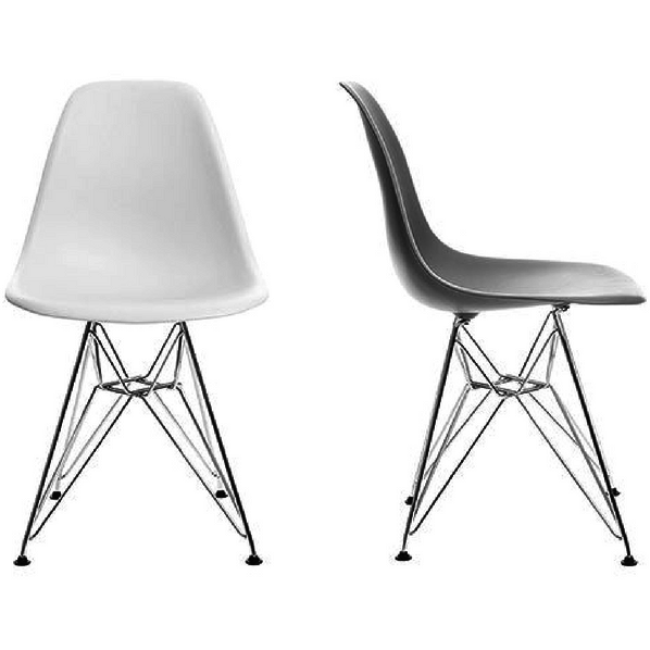 DSR Eames style chairs - Stíl