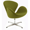 Swan Chair in a choice of fabrics colours inspired by Jacobsen - Stíl