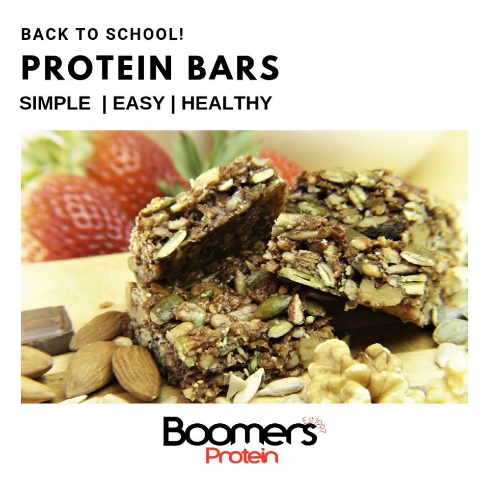 Boomers Protein Bars