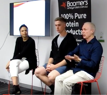 Boomers Protein Q & A Panel Video for bariatric surgery patients