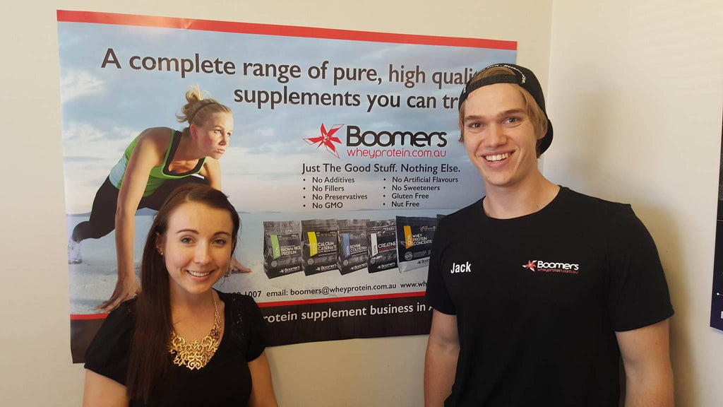 Naed Nutrition - Boomers stockist appreciation post!