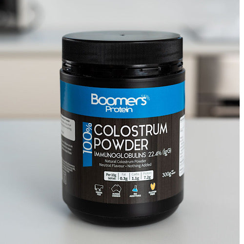 Boomers 100% Colostrum Powder
