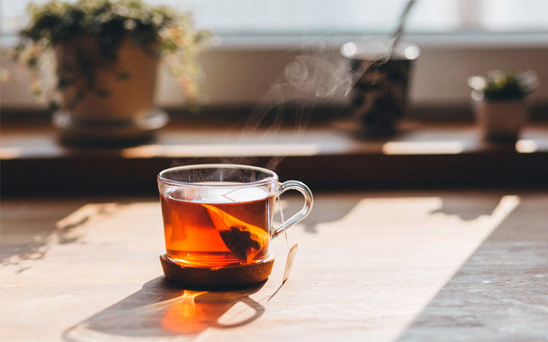 Can you drink black tea on empty stomach?