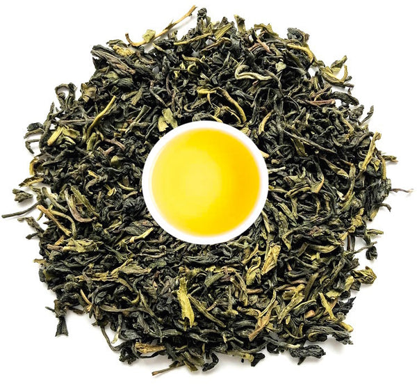 Buy Darjeeling Green Tea Online:The Lean Green