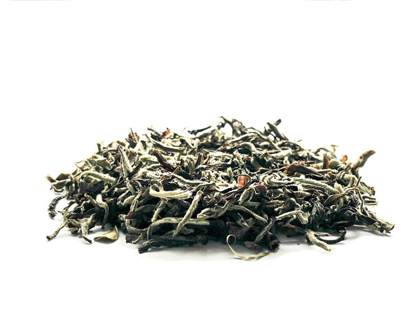 Buy Darjeeling White Tea Leaves Online in India: The Silver Moonlight