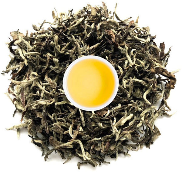 The White Kanchenjunga • Organic • Darjeeling White Tea