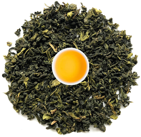 The Babylon Oolong • Organic • Northeast India Oolong Tea
