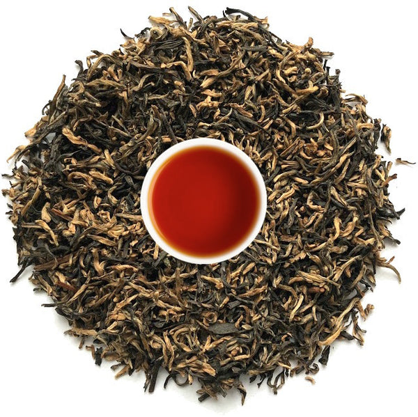 The Bold Assam Gold • Assam Black Tea